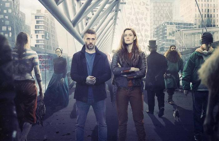 пришельцы из прошлого 2 сезон дата выхода сериал