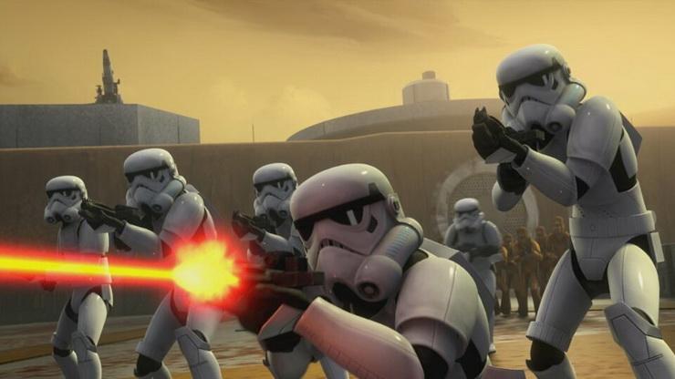 звездные войны повстанцы 5 сезон дата выхода