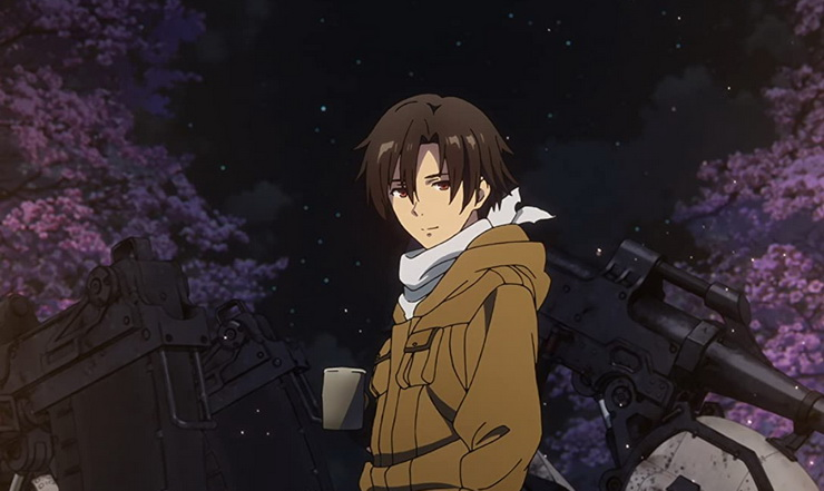 86 аниме 2 сезон дата выхода