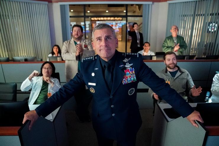 космические войска 2 сезон дата выхода
