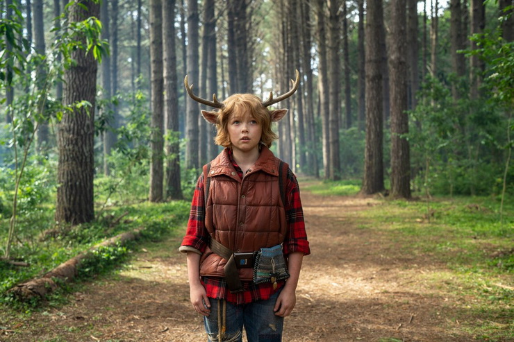 мальчик с оленьими рогами 2 сезон дата выхода