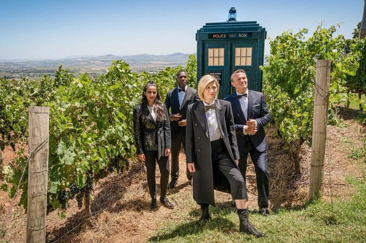 доктор кто 13 сезон дата выхода