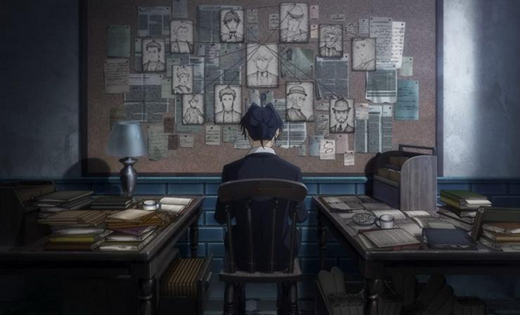 аниме патриотизм мориарти 3 сезон дата выхода