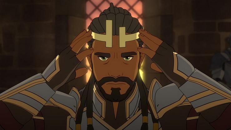 принц драконов 4 сезон дата выхода серий