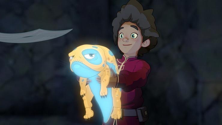 принц драконов мультсериал 4 сезон дата выхода