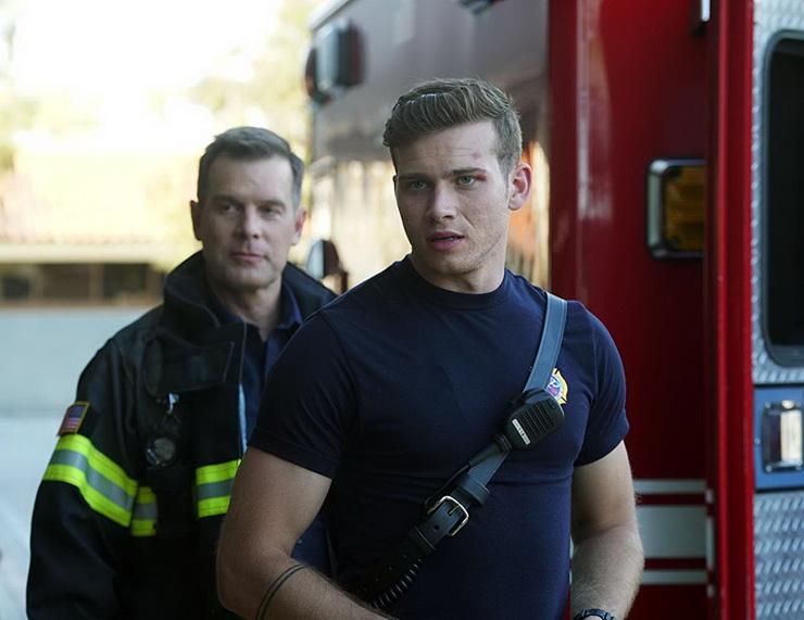 когда выйдет 5 сезон 911 служба спасения