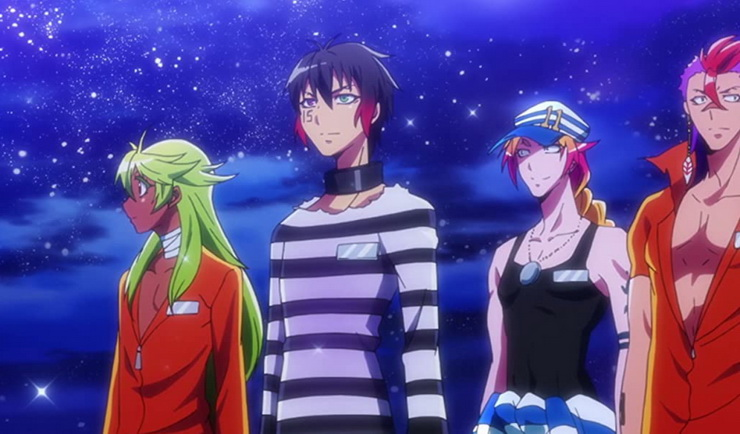аниме намбака 3 сезон дата выхода