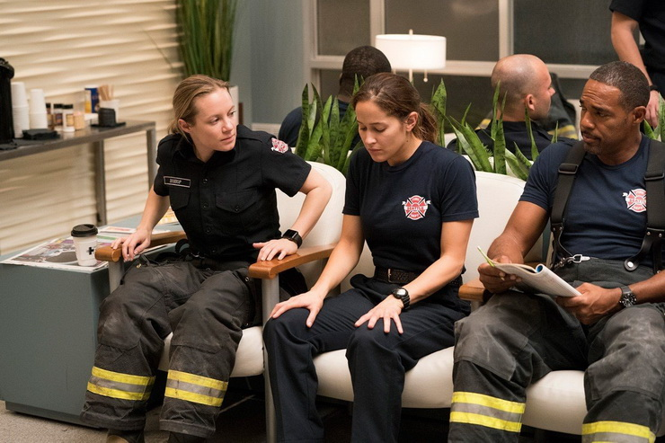 сериал пожарная часть 19 5 сезон дата выхода