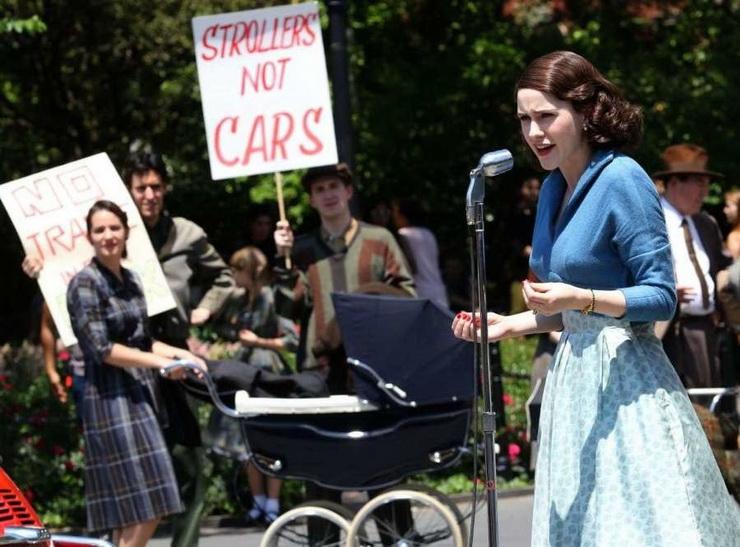 удивительная миссис мейзел 4 сезон дата выхода