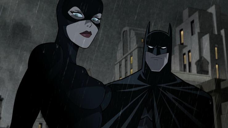 бэтмен долгий хэллоуин 3 часть дата выхода