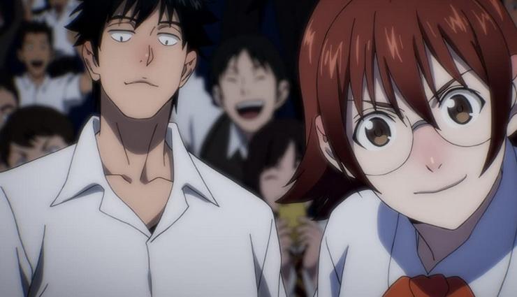 аниме бог старшей школы 2 сезон дата выхода