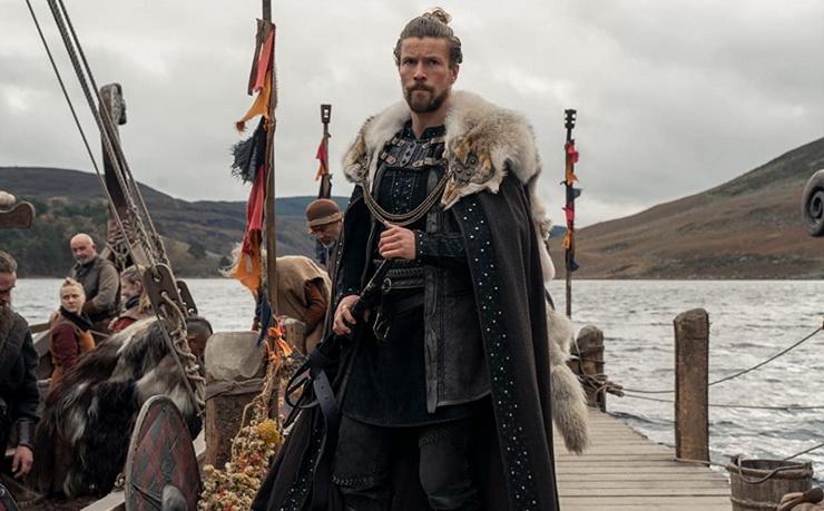 викинги вальхалла дата выхода