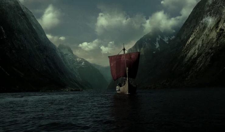 когда выйдет сериал викинги вальхалла