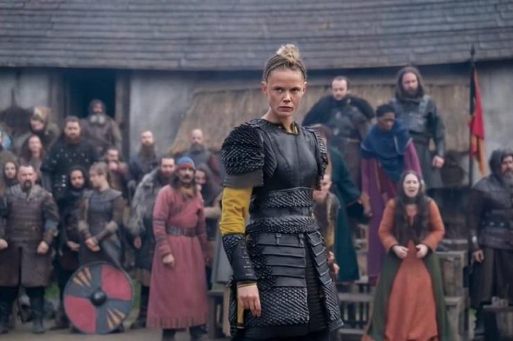 викинги вальхалла дата выхода сериал